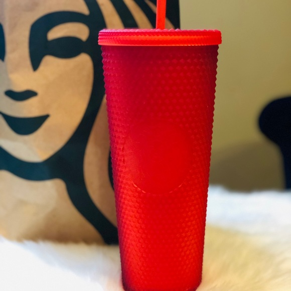 Starbucks Red Tumbler for Valentines Day